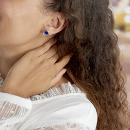 Boucles D'oreilles Argent  Camillo - Boucles d'oreilles fantaisie Femme | Histoire d'Or