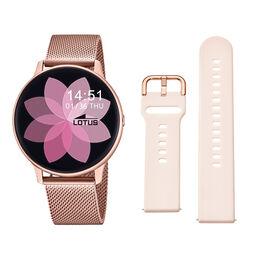 Coffret De Montre Lotus Smart Watch Noir - Montres Femme | Histoire d'Or