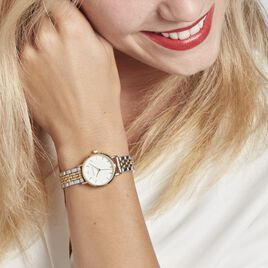Montre Codhor Alix Blanc - Montres Femme   Histoire d'Or