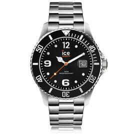 Montre Ice Watch Steel Noir - Montres tendances Unisexe | Histoire d'Or