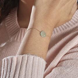 Bracelet Jolianne Or Jaune Oxyde De Zirconium - Bijoux Femme | Histoire d'Or