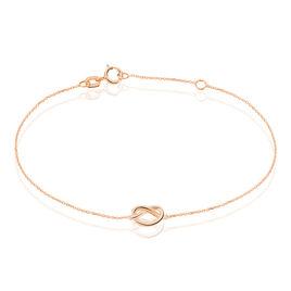 Bracelet Katarina Or Rose - Bijoux Femme | Histoire d'Or