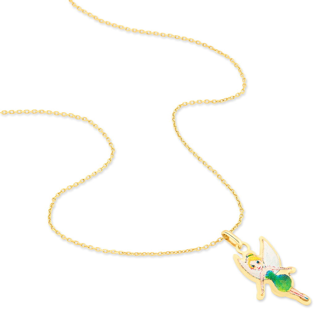 Collier Feerie Or Jaune - Colliers Naissance Enfant | Histoire d'Or