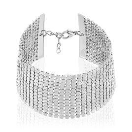 Bracelet Mureille Acier Blanc - Bracelets fantaisie Femme | Histoire d'Or