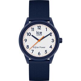 Montre Ice Watch Solar Power Bleu - Montres Famille   Histoire d'Or