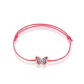 Bracelet Or Jaune Papillon - Bracelets Naissance Enfant | Histoire d'Or