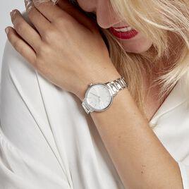 Montre Boss Signature Argent - Montres Femme   Histoire d'Or