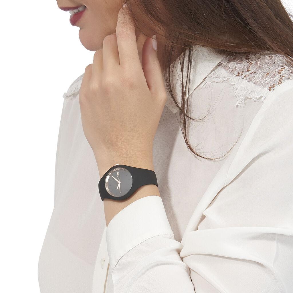 Montre Ice Watch Glam Noir - Montres sport Femme | Histoire d'Or