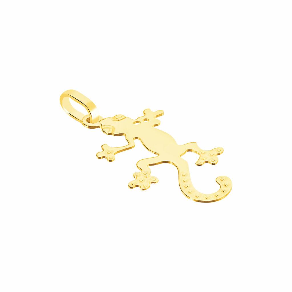 Pendentif Salamandre Or Jaune - Pendentifs Femme | Histoire d'Or
