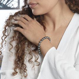 Bracelet Karin Perle De Culture De Tahiti - Bijoux Femme   Histoire d'Or