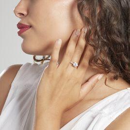 Solitaire Terese Or Jaune Oxyde De Zirconium - Bagues solitaires Femme | Histoire d'Or