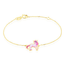 Bracelet Fantasila Or Jaune - Bracelets Naissance Enfant | Histoire d'Or