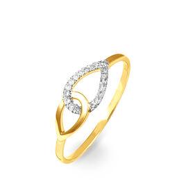 Bague Scheherazade Or Jaune Diamant - Bagues avec pierre Femme | Histoire d'Or