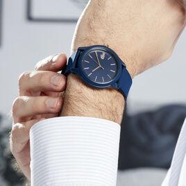 Montre Lacoste 12.12 Bleu - Montres tendances Homme | Histoire d'Or