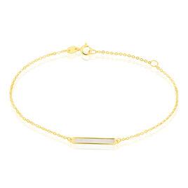 Bracelet Or Jaune Faima - Essayage virtuel Femme | Histoire d'Or