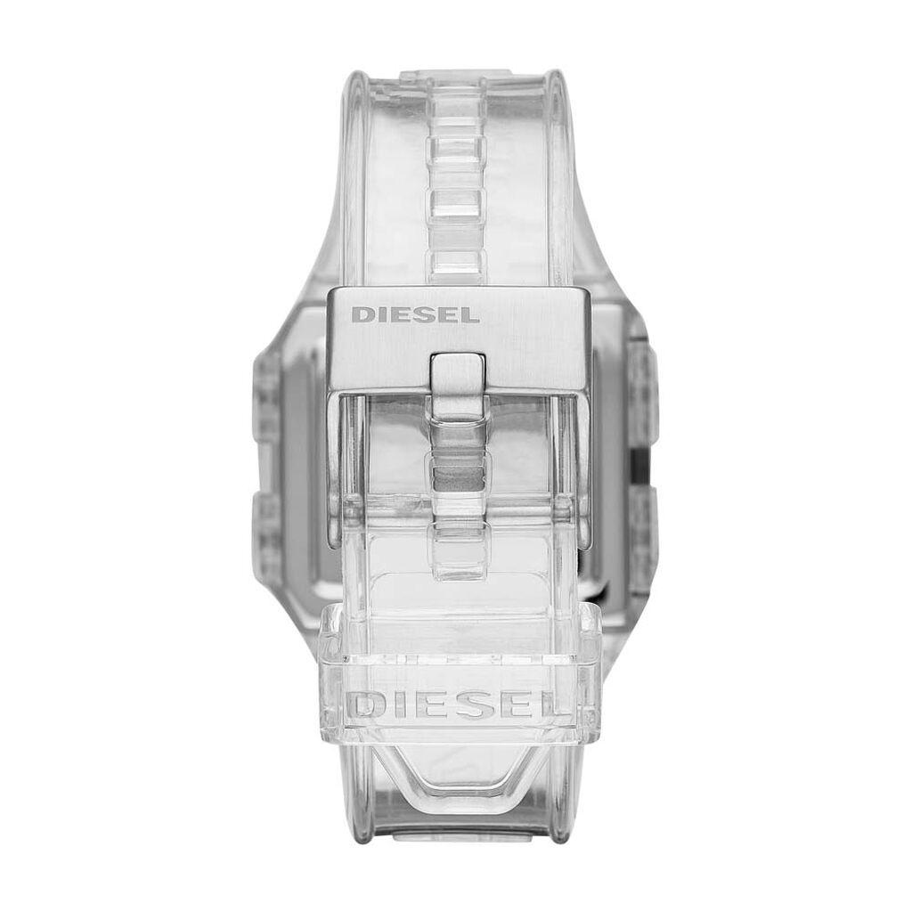 Montre Diesel Chopped Blanc - Montres tendances Unisexe | Histoire d'Or