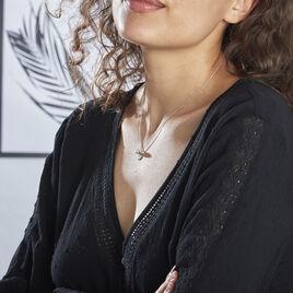 Collier Florenceau Argent Blanc Perle De Culture - Colliers fantaisie Femme   Histoire d'Or