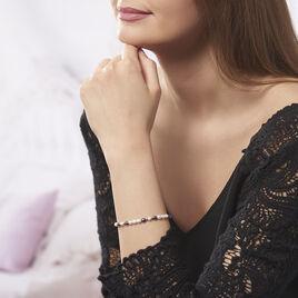 Bracelet Or Perle De Culture  - Bijoux Femme | Histoire d'Or
