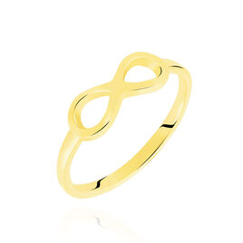 Bague Maryeme Infini Selectra Or Jaune - Bagues Infini Femme | Histoire d'Or