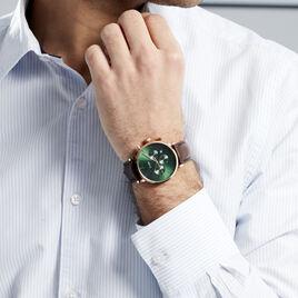 Montre Cluse Aravis Vert - Montres Homme | Histoire d'Or