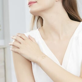 Bracelet Proserpine Or Jaune Diamant - Bijoux Femme | Histoire d'Or