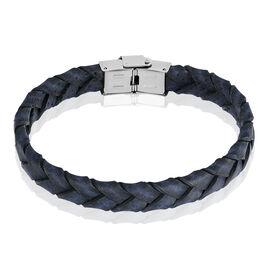 Bracelet Marco Acier Blanc - Bracelets fantaisie Homme | Histoire d'Or