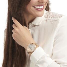 Montre Guess Glitter Rose - Montres tendances Femme | Histoire d'Or