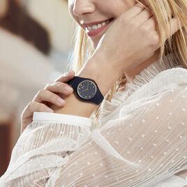 Montre Ice Watch Cosmos Bleu - Montres tendances Femme | Histoire d'Or