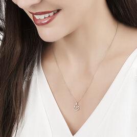 Collier Atlanta Or Jaune Diamant - Bijoux Femme | Histoire d'Or