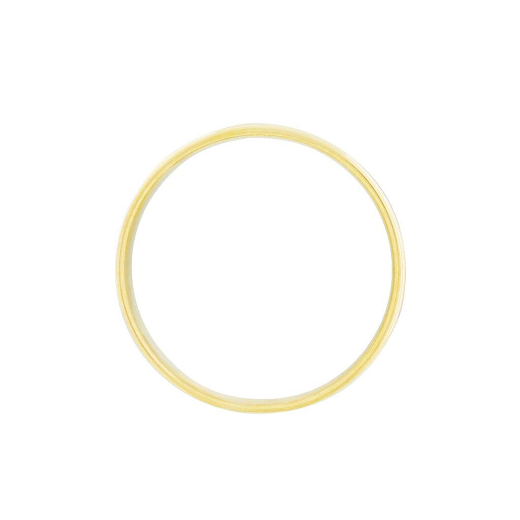 Alliance Or Bicolore  Romaine - Alliances Unisexe | Histoire d'Or