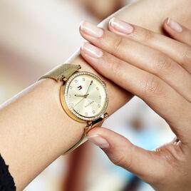 Montre Tommy Hilfiger Lynn Champagne - Montres Femme | Histoire d'Or