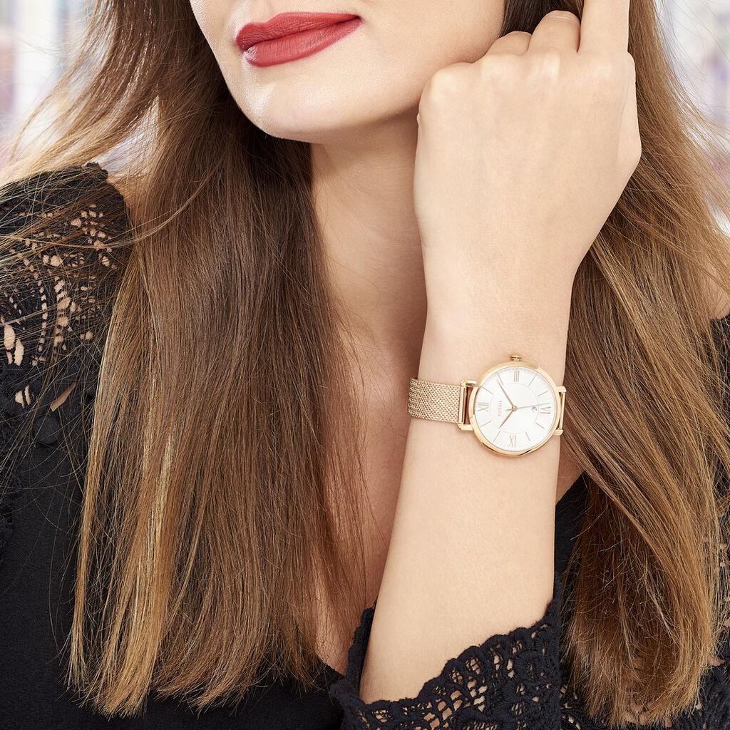 Montre Fossil Jacqueline Argent - Montres Femme   Histoire d'Or