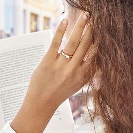 Bague Solitaire Grace Or Jaune Diamant - Bagues solitaires Femme | Histoire d'Or