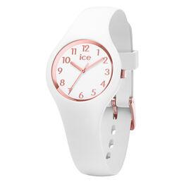 Montre Ice Watch Glam Blanc - Montres classiques Femme   Histoire d'Or