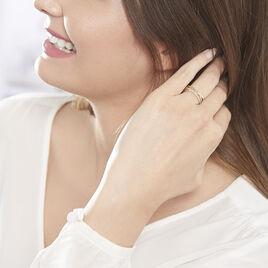 Bague Benie Or Jaune Diamant - Bagues avec pierre Femme | Histoire d'Or
