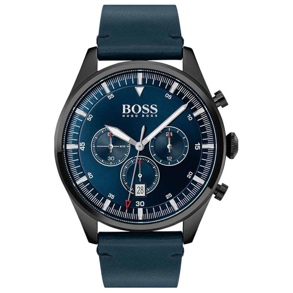 Montre Boss Pioneer Bleu - Montres Homme | Histoire d'Or