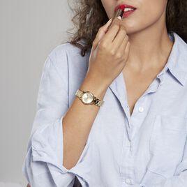 Montre Guess Mini Nova Acier Dore - Montres Femme | Histoire d'Or