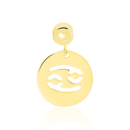 Charms Loline Or Jaune - Pendentifs Zodiaque Femme | Histoire d'Or