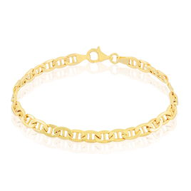 Bracelet Mary-claire Or Jaune - Bracelets chaîne Femme   Histoire d'Or