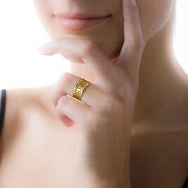 Bague Dea Or Jaune - Bagues Coeur Femme   Histoire d'Or