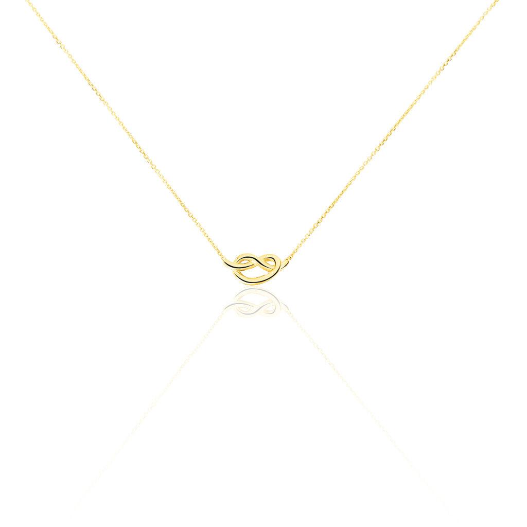 Collier Or Jaune Katarina - Bijoux Femme | Histoire d'Or