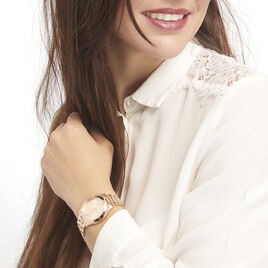 Montre Michael Kors Slim Runway Rose - Montres tendances Femme | Histoire d'Or