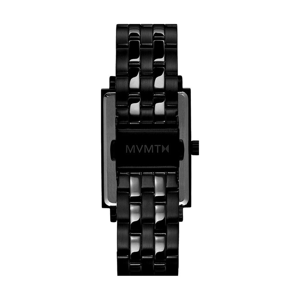 Montre Mvmt Signature Square/caviar Noir - Montres tendances Femme | Histoire d'Or