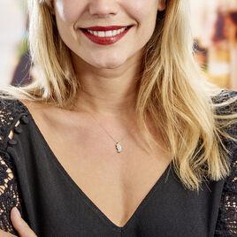 Collier Or Jaune Ricoria Diamants - Bijoux Femme | Histoire d'Or