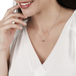 Collier Constellation Or Blanc Diamant - Bijoux Femme   Histoire d'Or