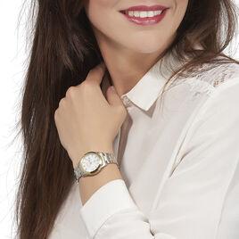 Montre Seiko Solar Classique Blanc - Montres classiques Femme | Histoire d'Or