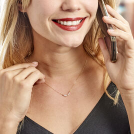 Collier Tova Or Jaune Perle - Bijoux Femme | Histoire d'Or
