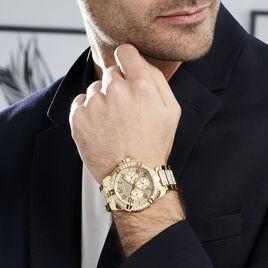 Montre Guess Frontier Jaune - Montres classiques Homme | Histoire d'Or