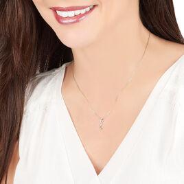 Collier Osanna Or Jaune Diamant - Colliers Infini Femme   Histoire d'Or