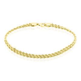 Bracelet Jerry Or Jaune - Bijoux Femme | Histoire d'Or